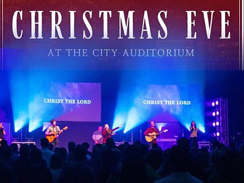 Christmas Eve: At The City Auditorium